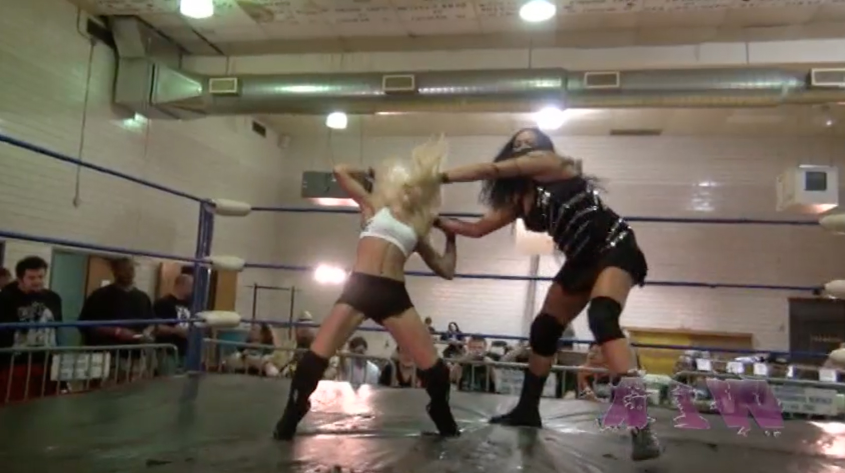 Melanie Cruise Vs Angel Dust Clickwrestle
