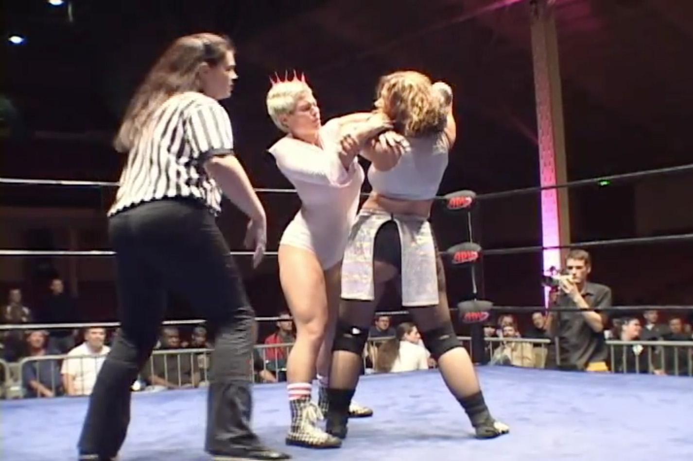 Allison Danger vs. Frankie | ClickWrestle