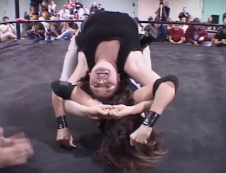 Rain & Lacey vs. Mickie Knuckles & Daizee Haze | ClickWrestle