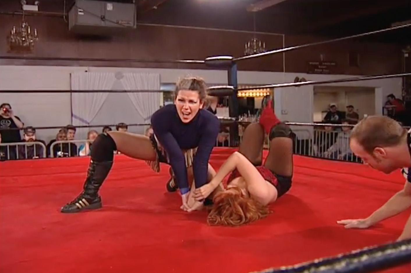 Allison Danger vs. Rayna Von Tosh | ClickWrestle