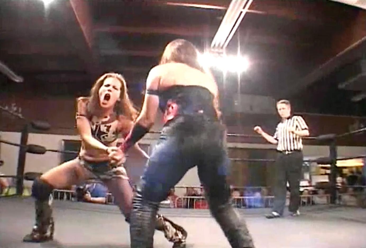 Allison Danger vs. Malia Hosaka | ClickWrestle