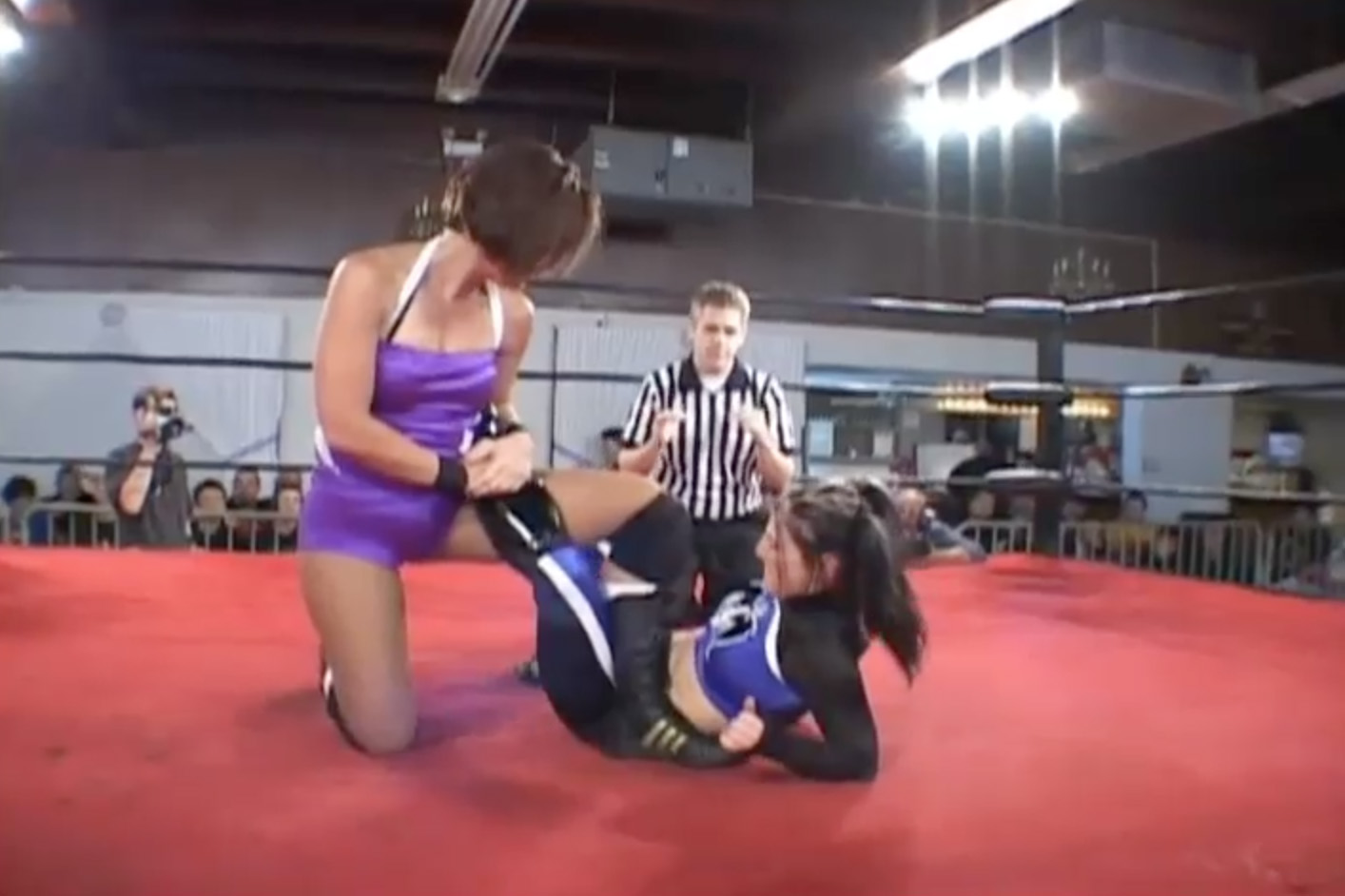 Allison Danger vs. Leva Bates | ClickWrestle