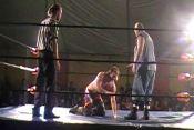 Ian Rotten vs. Josh Raymond