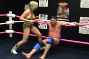 Christie Ricci vs. Cody Hawk
