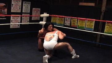 Traci Brooks vs. Sybil Starr