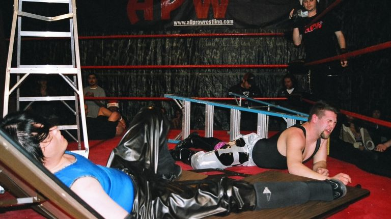 Immortal Fear vs. Dana Lee and Lil Cholo