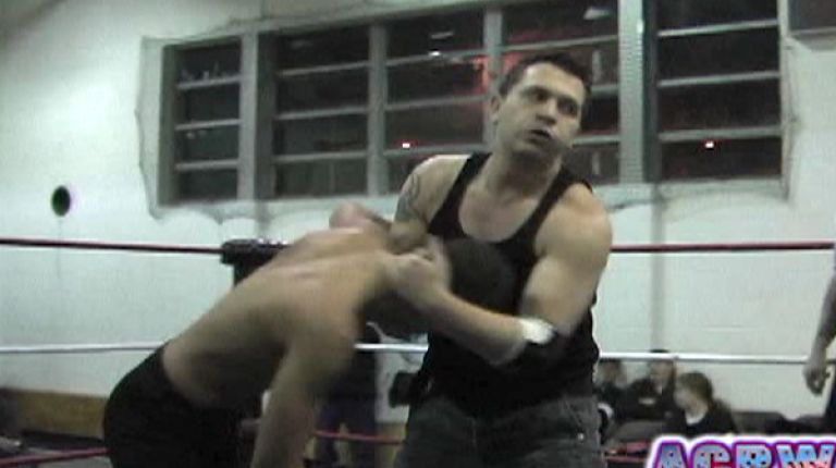 Johnny Ego vs. Billy Reil