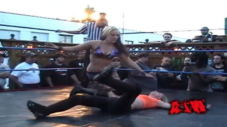 Allysin Kay vs. Angel Dust