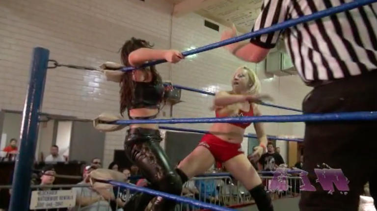 Kimber Lee vs. Nikki Storm