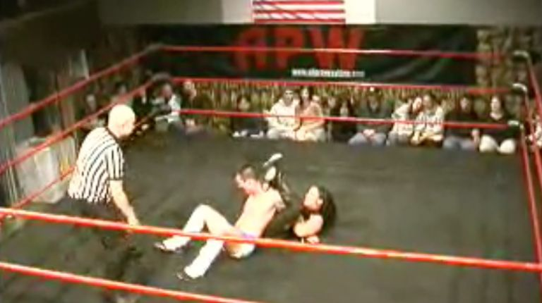 Bobby Quance vs. Cheerleader Melissa