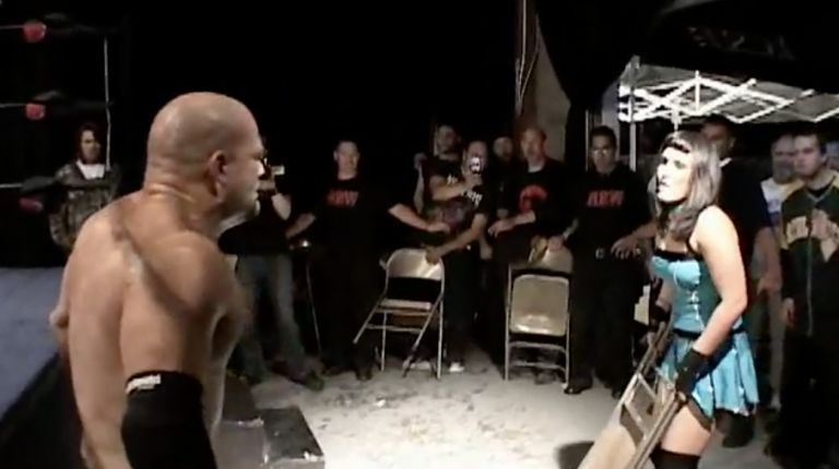 Cheerleader Melissa vs. Oliver John