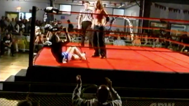 Cheerleader Melissa vs. Sara Del Rey