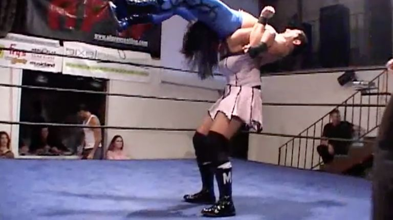 JJ Perez vs. Scotty Aboot vs. Cheerleader Melissa