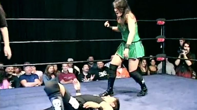Cheerleader Melissa vs. Sean Pulver