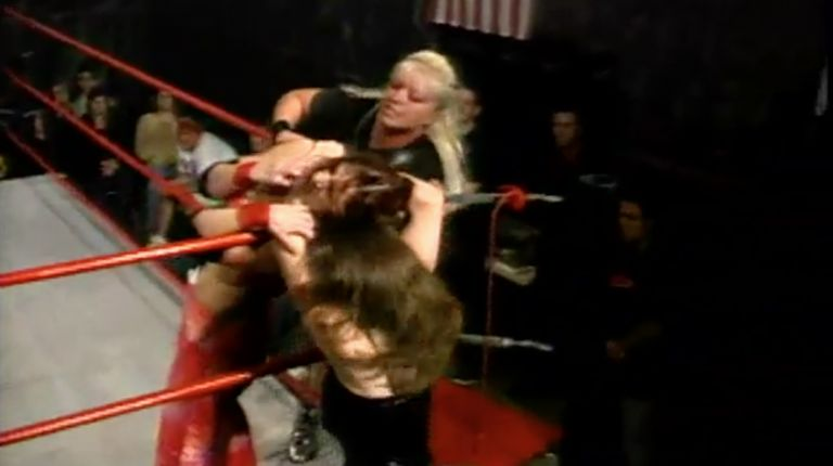 Hailey Hatred & Breeze vs. Cheerleader Melissa & Tiffany