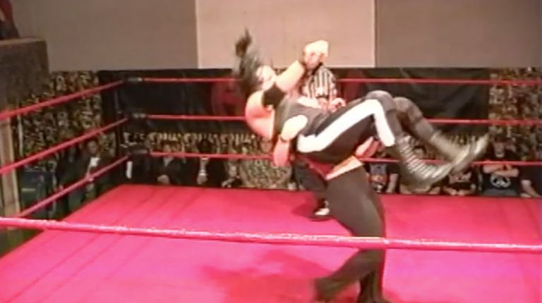 Sara Del Rey vs. James Watkins