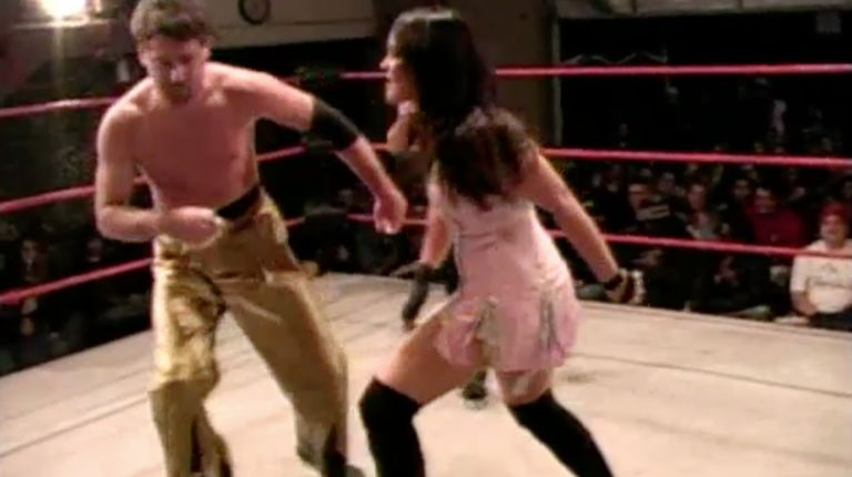 Calum Macbeth vs. Cheerleader Melissa