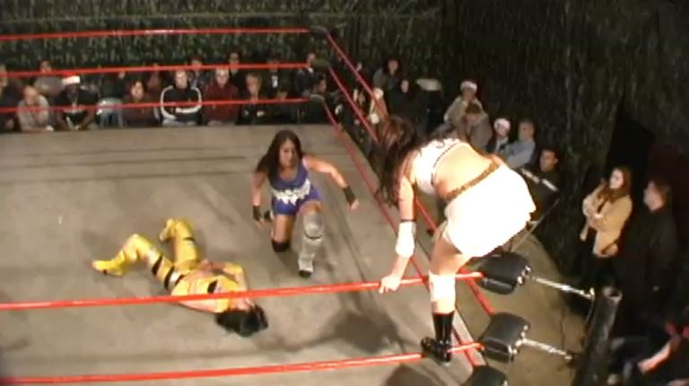 Cheerleader Melissa vs. Nene Kimura vs. Tiffany