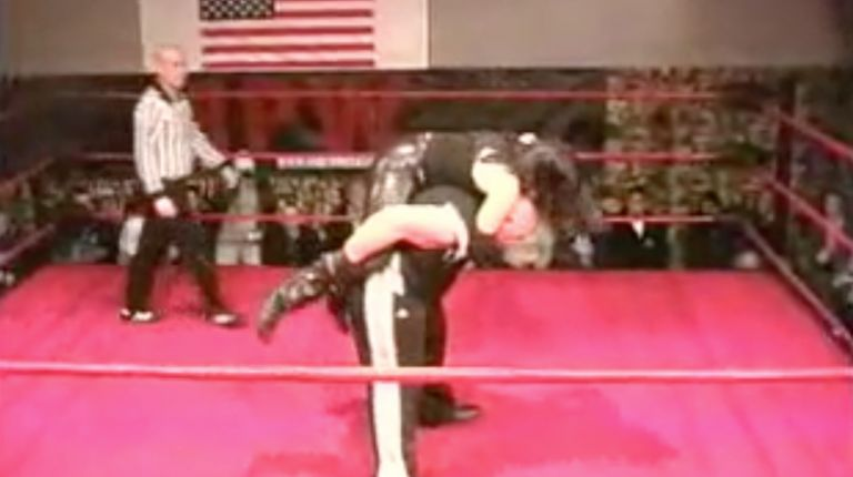 Cheerleader Melissa vs. Vic Grimes