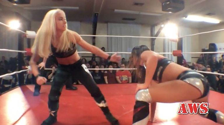 Angel Dust vs. Britt Baker
