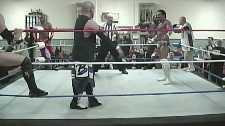 Willie Mack, Joey Ryan, Johnny Paradise, Scorpio Sky, Ryan Taylor, B-Boy, Socal Crazy