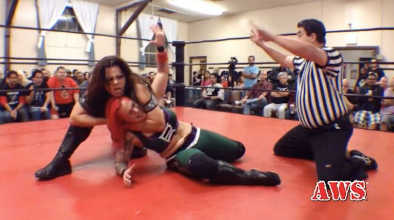 LuFisto vs. Ruby Raze
