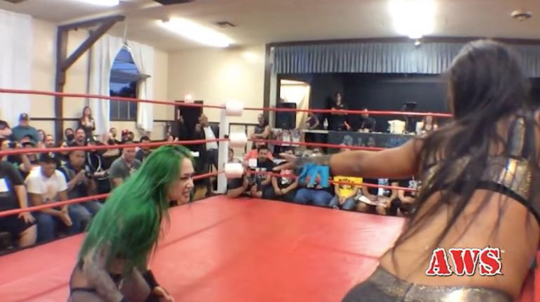 Shotzi Blackheart vs. Renee Michelle