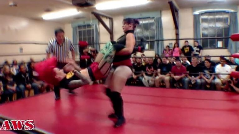 Shotzi Blackheart vs. Brittany Wonder