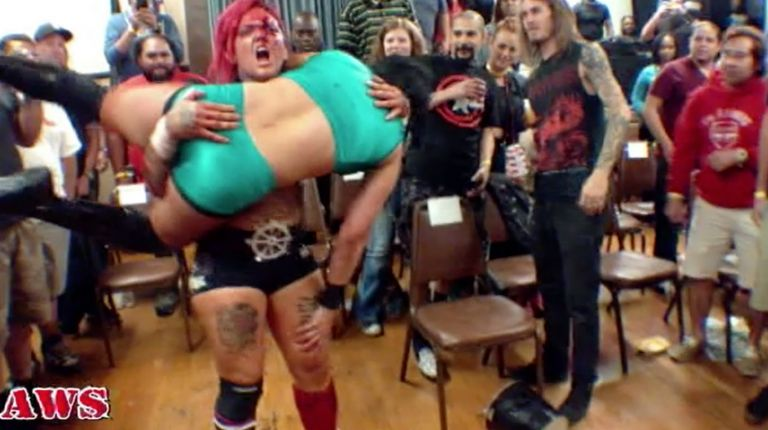 Hudson Envy vs. Cheerleader Melissa