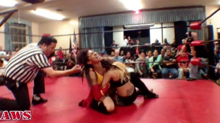 Nicole Savoy vs. Laura James