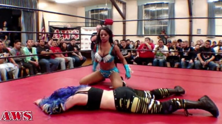 Sage Sin vs. Renee Michelle