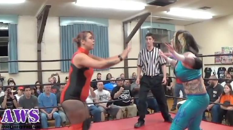 Hudson Envy vs. Brittany Wonder