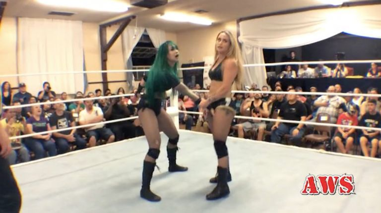 Shotzi Blackheart vs. Laura James