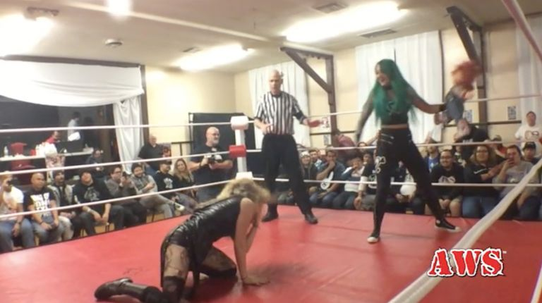 Shotzi Blackheart vs. Buggy Nova