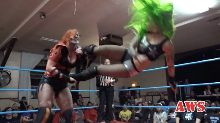 Shotzi Blackheart vs. Rosemary