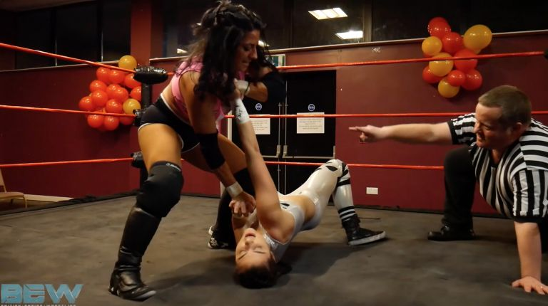 Charlie Morgan vs. KC Spinelli