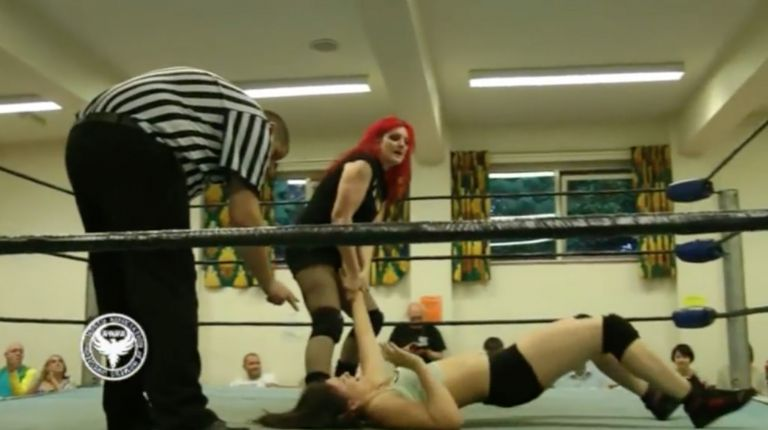 Liberty vs. Saraya Knight