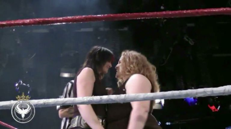 Destiny vs. Saraya Knight
