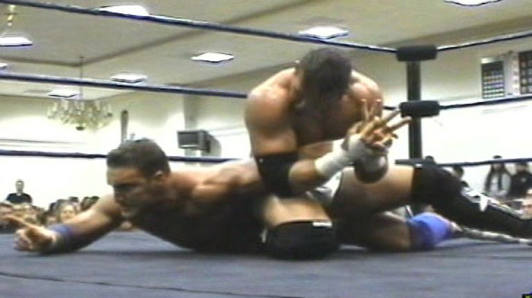 Frankie Kazarian vs. Chris Masters