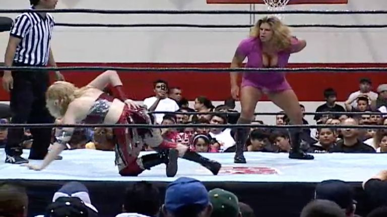 ODB vs. Candice LeRae