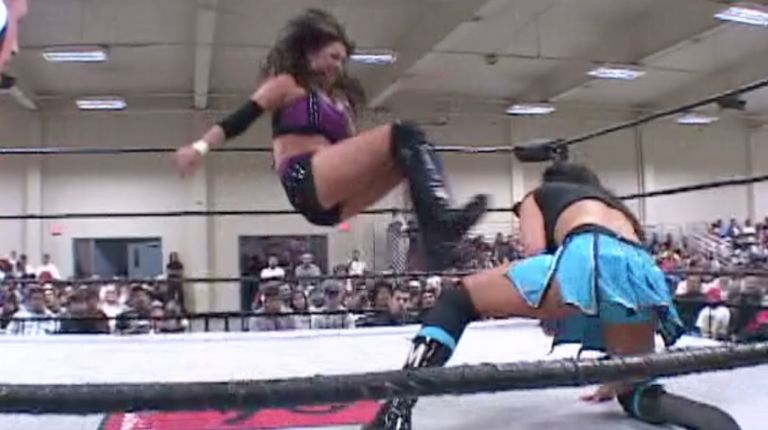 Cheerleader Melissa vs. Rain
