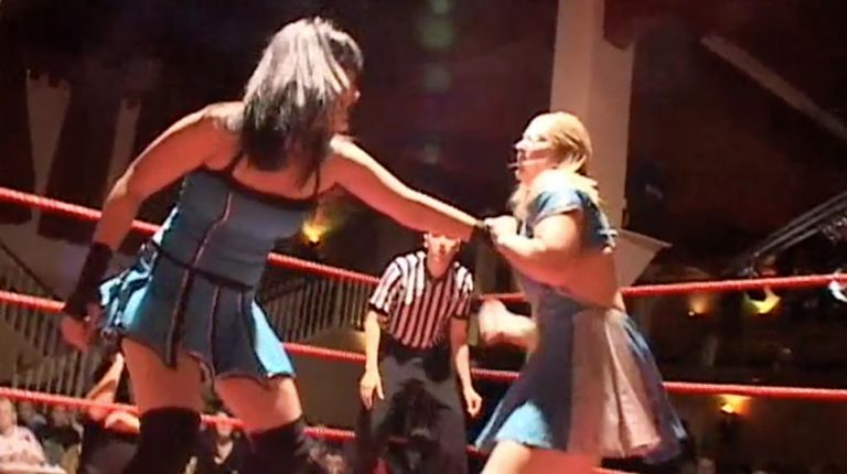 Bubbles vs. Cheerleader Melissa