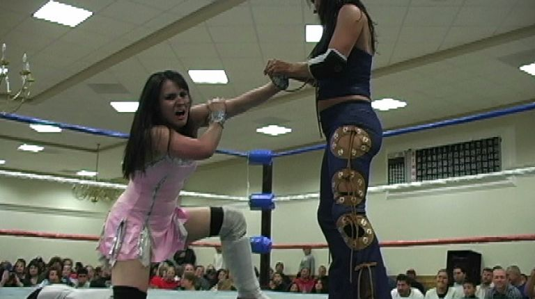 Cheerleader Melissa vs. Ivory