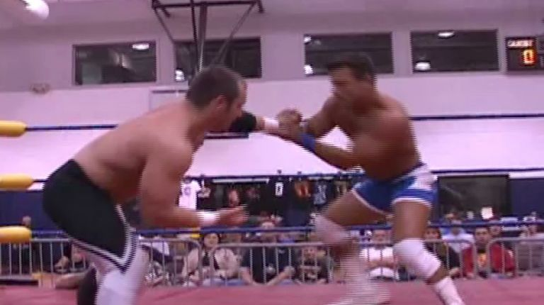 Josh Daniels vs. Matt Striker