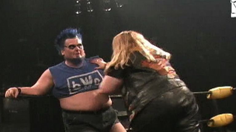 Amy Lee vs. The Blue Meanie
