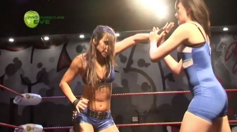 Shanna vs. Liberty vs. April Davids vs. Destiny