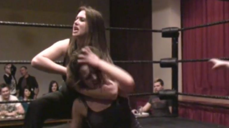 Jetta vs. Britani Knight