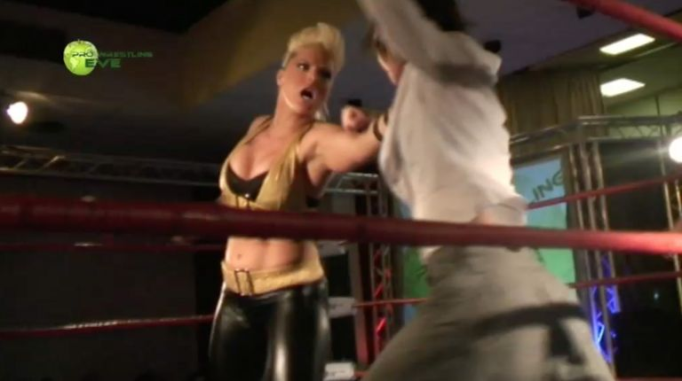 Alpha Female vs. Janey B