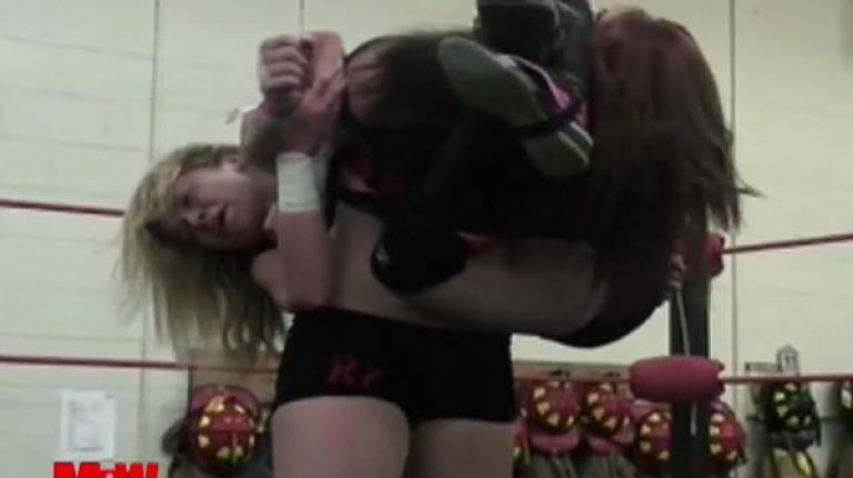 Ashley Nicely vs. Rebecca Payne