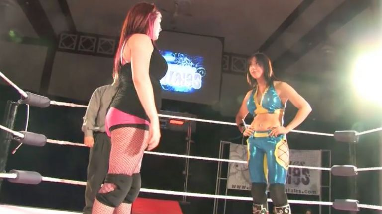 Cherry Bomb vs. Mary Lee Rose